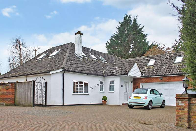 4 Bedrooms Detached Bungalow for sale in Bath Road, Maidenhead SL6