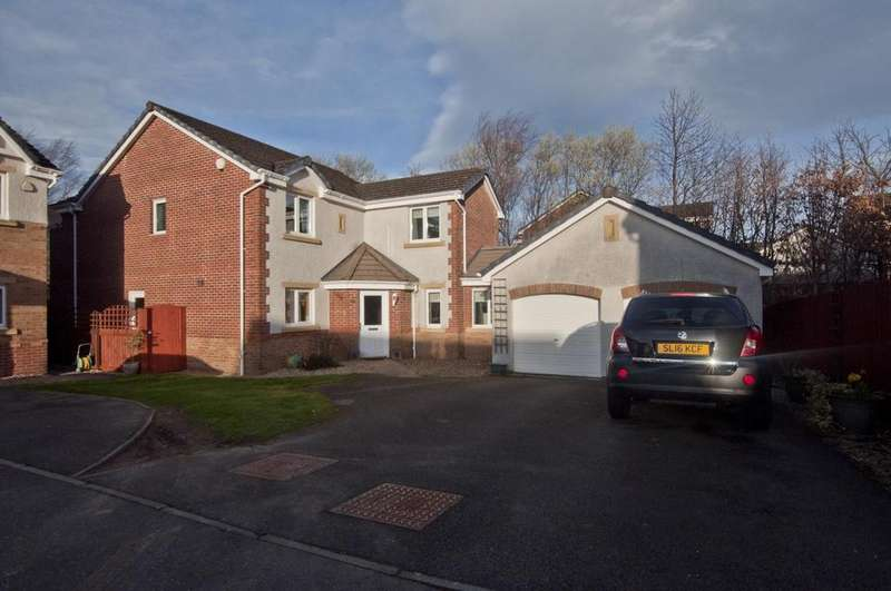4 Bedrooms Detached House for sale in 36 Rose Street, Tullibody, Clackmannanshire FK10 2SZ, UK