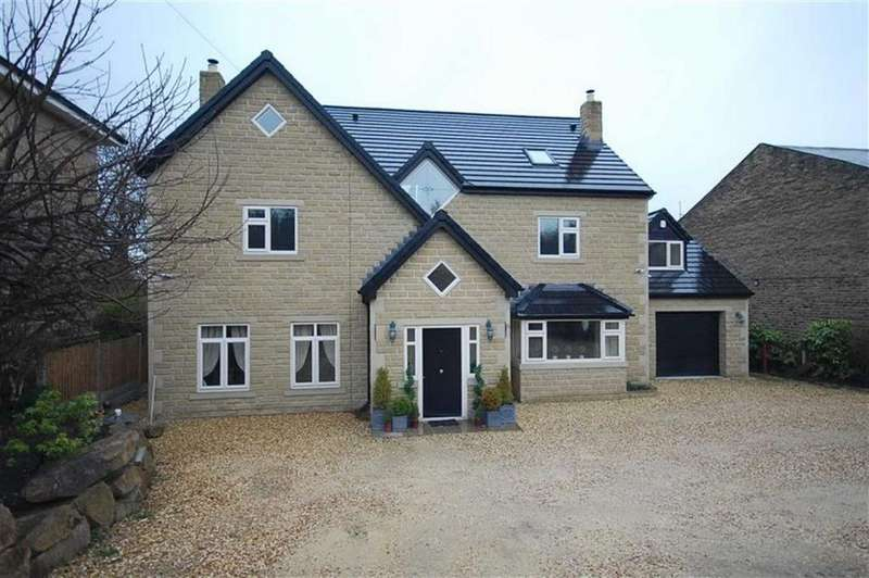 6 Bedrooms Detached House for sale in Quarry Road, Dewsbury, West Yorkshire, WF13