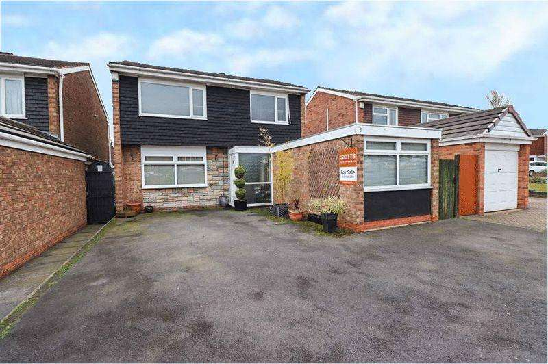 4 Bedrooms Detached House for sale in St Cuthberts Close, West Bromwich