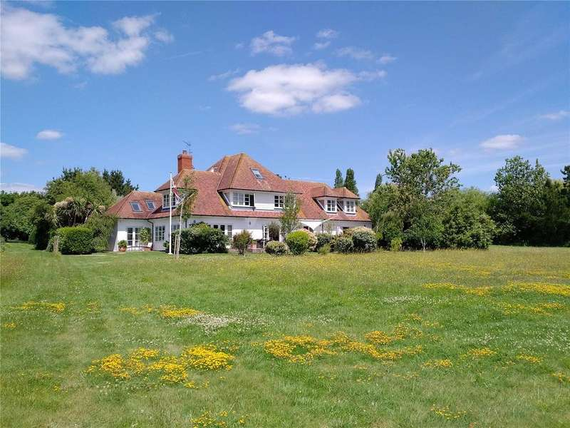 4 Bedrooms Detached House for sale in Smugglers Lane, Bosham, Chichester, West Sussex