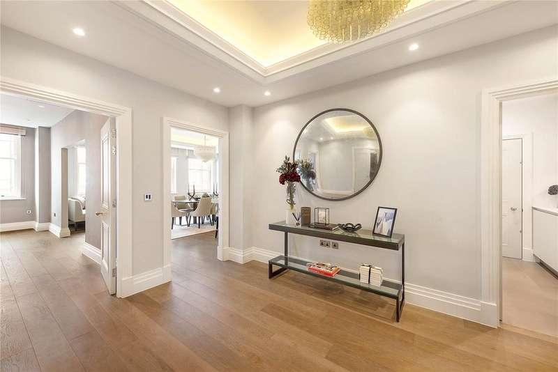 3 Bedrooms Flat for sale in Pont Street, Knightsbridge,, London, SW1X