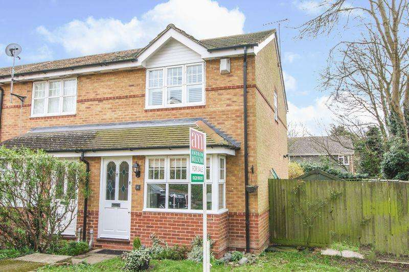 2 Bedrooms End Of Terrace House for sale in Marlow