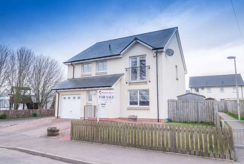 5 Bedrooms Detached House for sale in Marykirk, Laurencekirk