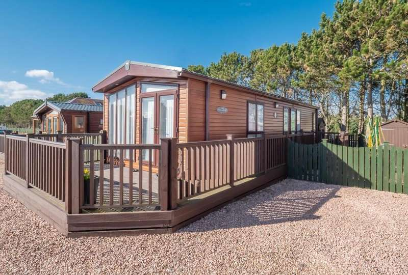 2 Bedrooms Detached House for sale in South Links, Montrose
