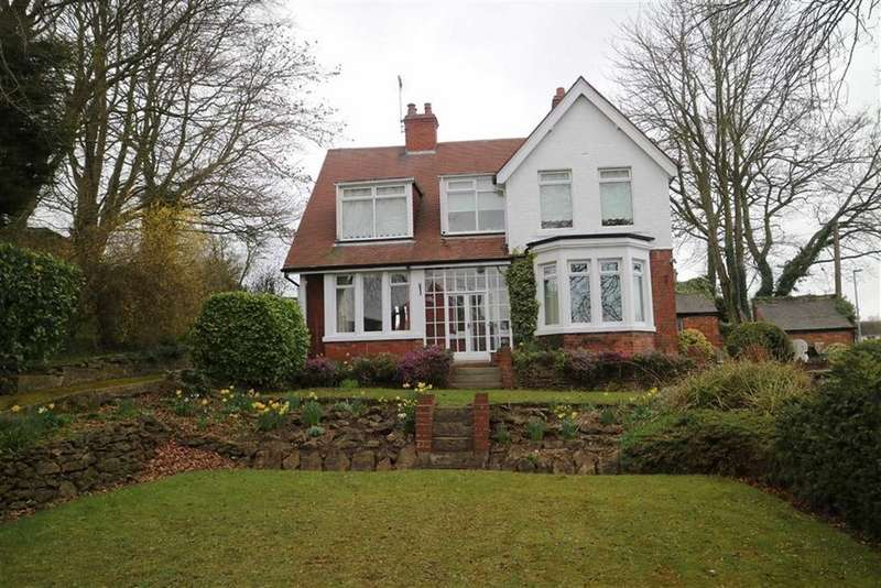 4 Bedrooms Detached House for sale in Buttery Lane, Skegby, Notts, NG17
