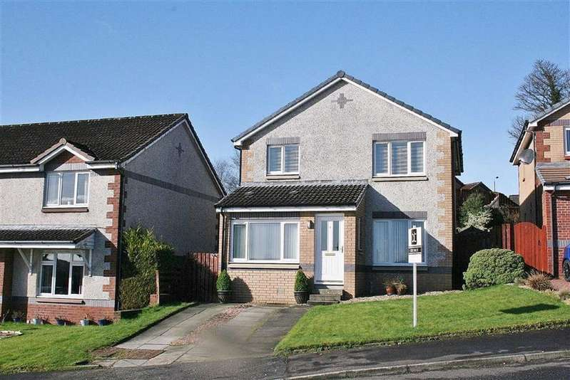 3 Bedrooms Detached House for sale in Pearson Avenue, Dennyloanhead, Bonnybridge, Stirlingshire