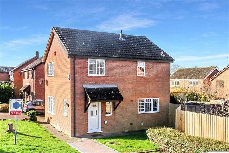 3 Bedrooms Detached House for sale in Broomlee, Bancroft, Milton Keynes, Bucks
