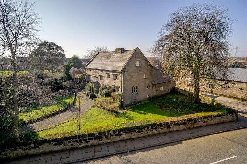 6 Bedrooms Detached House for sale in Bidston Village Road, Prenton, Merseyside