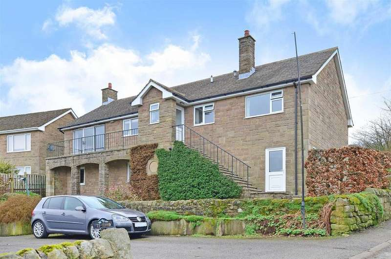 4 Bedrooms Detached House for sale in Coach Lane, Stanton-in-the-Peak, Matlock