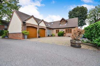 5 Bedrooms Detached House for sale in Smithy Row, Sutton-In-Ashfield, Nottinghamshire