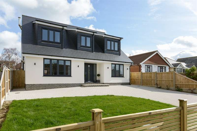 5 Bedrooms Detached House for sale in Florence Avenue, Whitstable