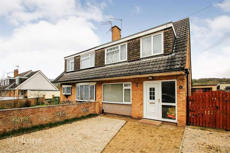 3 Bedrooms Semi Detached House for sale in Greenlands Way, Bristol BS10
