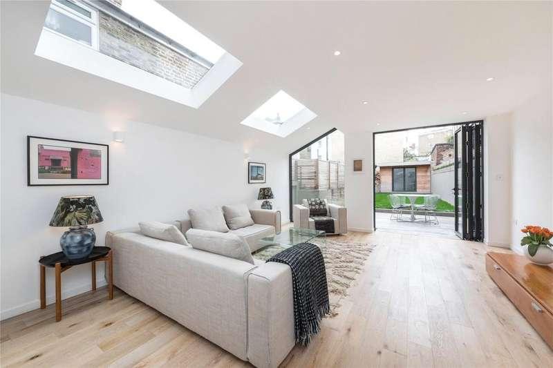 4 Bedrooms End Of Terrace House for sale in Gillespie Road, Highbury, London