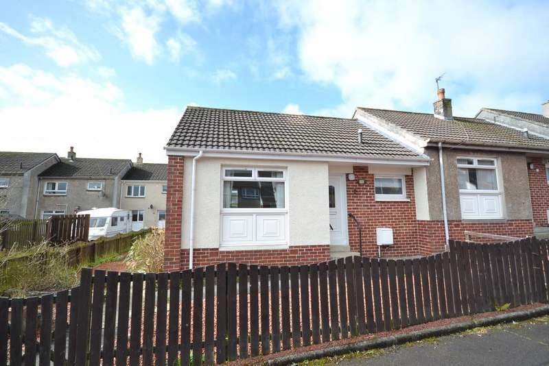 1 Bedroom Terraced Bungalow for sale in 14 Leveret Lea, Crookedholm, KA3 6LT