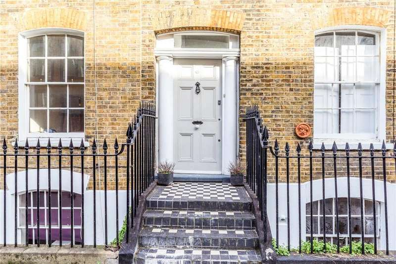 4 Bedrooms Terraced House for rent in Barford Street, London, N1