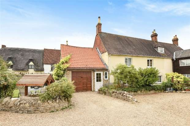 4 Bedrooms Cottage House for sale in Silver Street, Stevington, Bedford