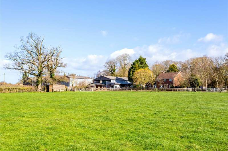 4 Bedrooms Farm Commercial for sale in Worton Road, Potterne, Devizes, Wiltshire, SN10