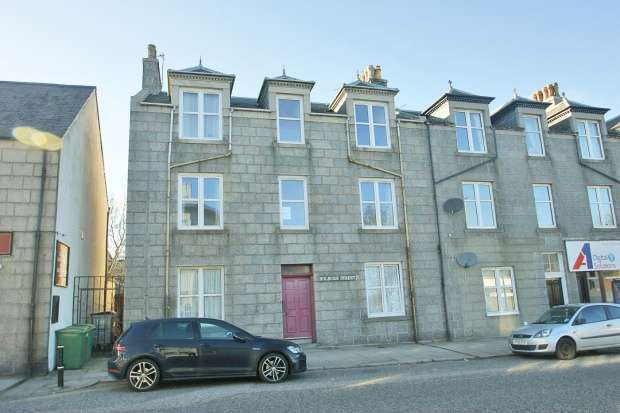 1 Bedroom Apartment Flat for sale in Holburn Street, Aberdeen, Aberdeenshire, AB10 7LY