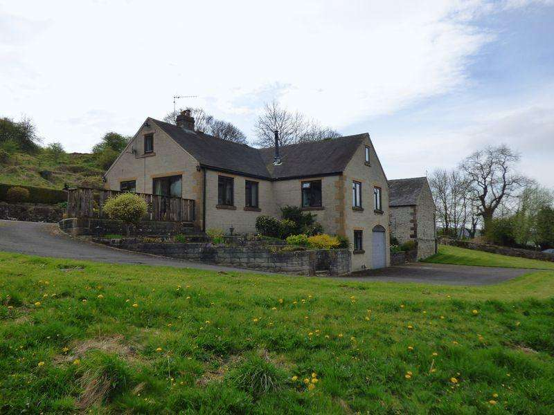 4 Bedrooms Farm House Character Property for sale in Main Road, Wensley, Matlock