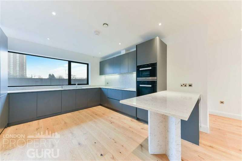 4 Bedrooms Town House for sale in Adelaide Road, London
