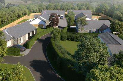 3 Bedrooms Retirement Property for sale in Merritts Hill, Illogan, Redruth