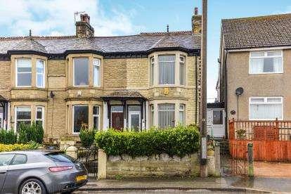 3 Bedrooms Terraced House for sale in Halton Road, Lancaster, Lancashire, LA1