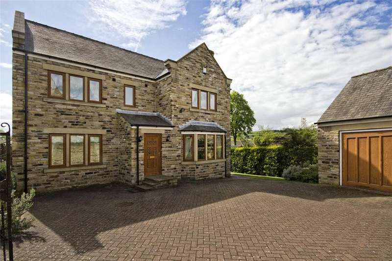 4 Bedrooms Detached House for sale in Beech Grove, Mirfield, West Yorkshire, WF14