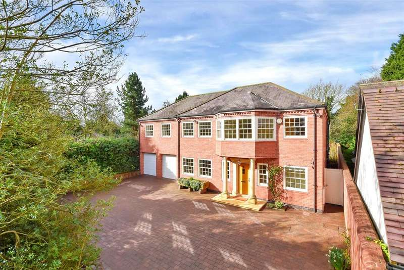 5 Bedrooms Detached House for sale in Birstall Road, Birstall, Leicestershire