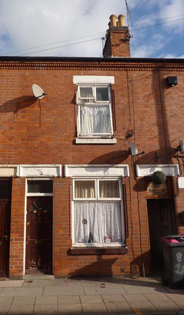 3 Bedrooms Terraced House for sale in Brandon Street, Belgrave, Leicester, LE4 6AW