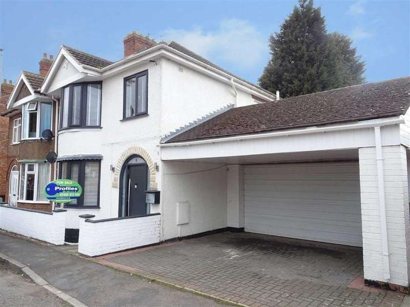 4 Bedrooms Semi Detached House for sale in Land Society Lane, Earl Shilton