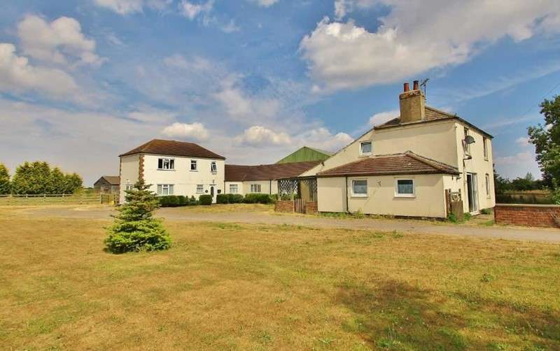 7 Bedrooms Property for sale in Chapelfield Road, Goxhill, Barrow-upon-Humber, Lincolnshire, DN19 7NG