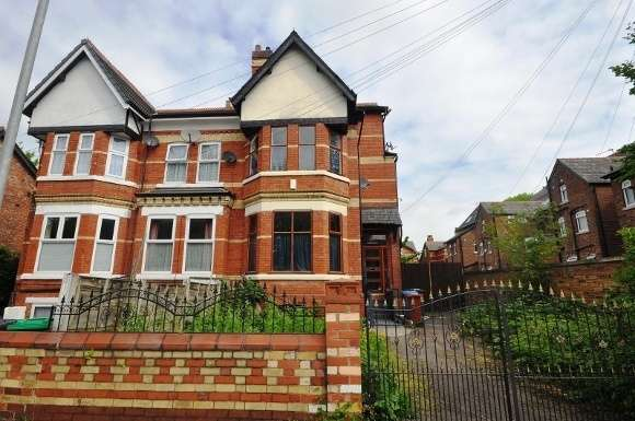 5 Bedrooms Property for rent in Manley Road, Whalley Range, Manchester