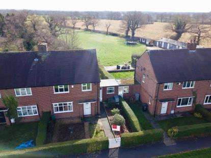 3 Bedrooms Semi Detached House for sale in Pickmere Lane, Pickmere, Knutsford, Cheshire
