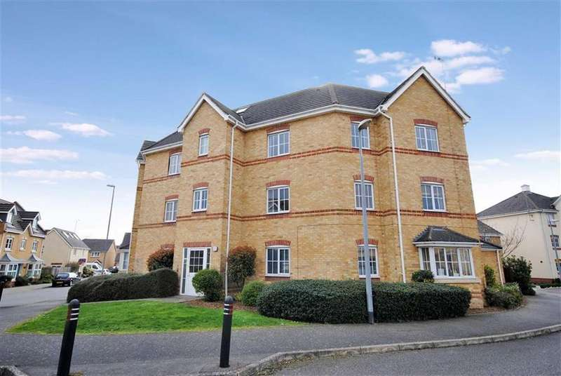 2 Bedrooms Flat for sale in Goodman Drive, Leighton Buzzard