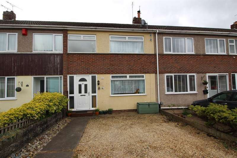 3 Bedrooms Terraced House for sale in Nailsworth Avenue, Yate, Bristol, BS37 4EH