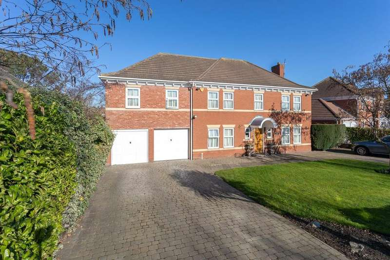 5 Bedrooms House for sale in North Shields