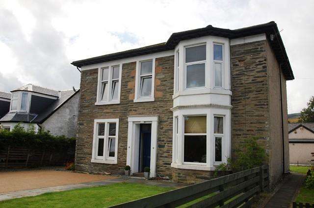 3 Bedrooms Flat for sale in 111 Edward Street, Dunoon