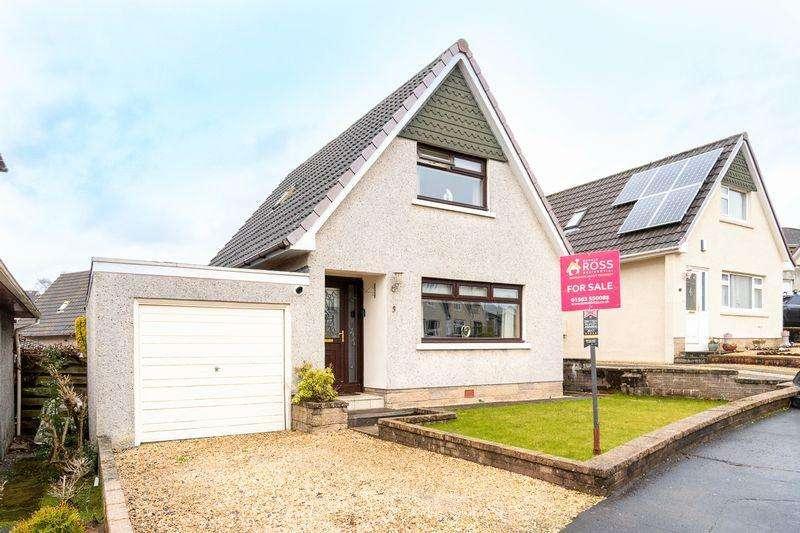 2 Bedrooms Villa House for sale in 3 Broomfield Avenue, Cumnock, KA18 1AH