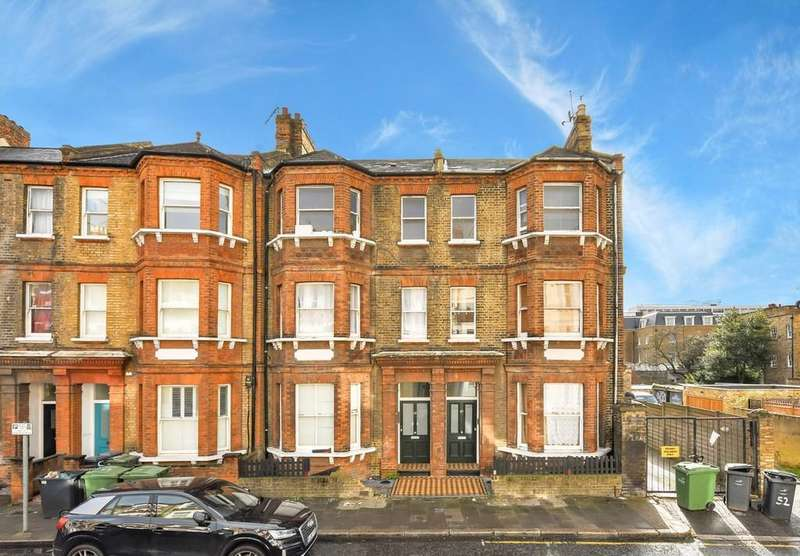 2 Bedrooms Apartment Flat for sale in Crewdson Road, Oval SW9