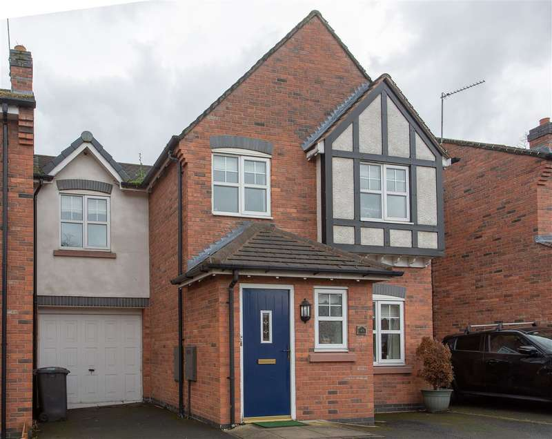4 Bedrooms Detached House for sale in Sunnymill Drive, Sandbach