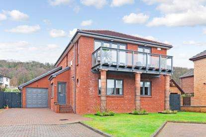 4 Bedrooms Detached House for sale in Pencil View, Largs