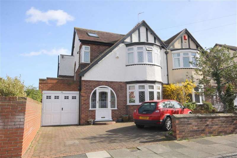 4 Bedrooms Semi Detached House for sale in The Drive, Tynemouth, Tyne And Wear, NE30
