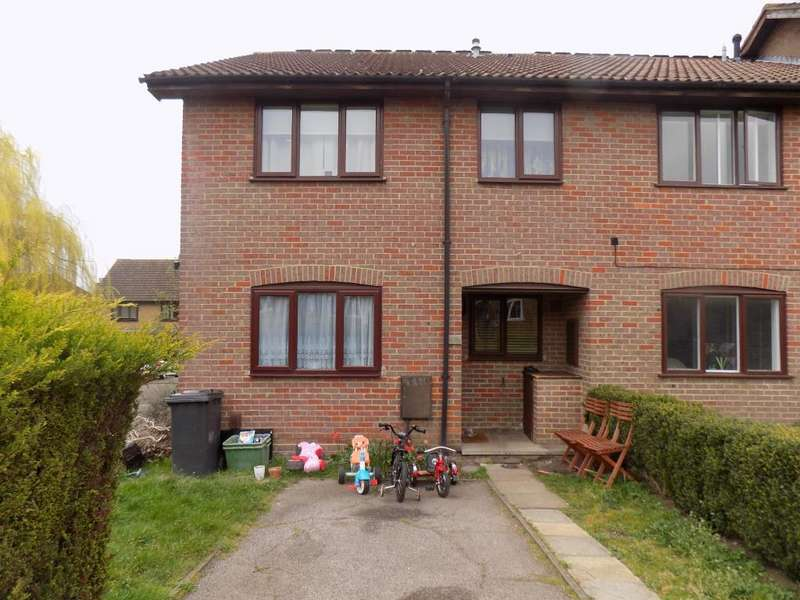 2 Bedrooms House for sale in Knollmead, Calcot, Reading, RG31