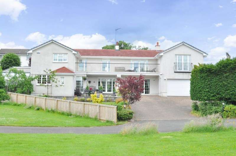 6 Bedrooms Detached House for rent in Oswald Walk, Milngavie, East Dunbartonshire, G62 6AY