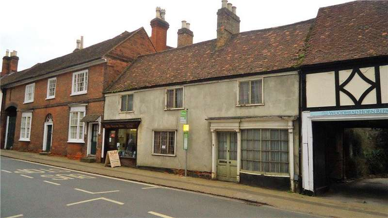 3 Bedrooms Terraced House for sale in Church Street, Ampthill