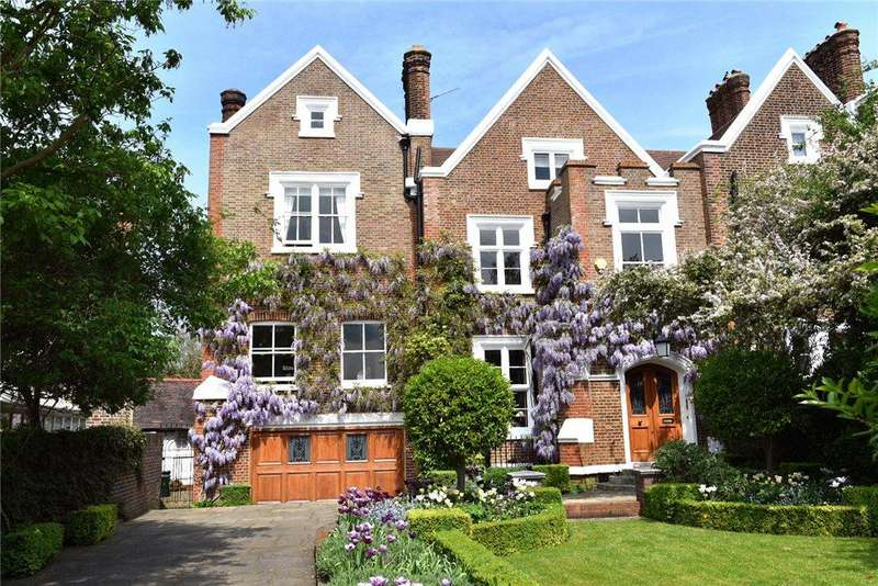 5 Bedrooms Detached House for sale in Church Road, Wimbledon Village, SW19