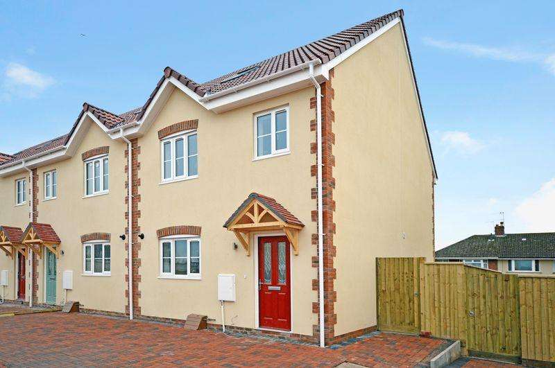 3 Bedrooms End Of Terrace House for sale in Kings Chase, Bridgwater Road, Bristol