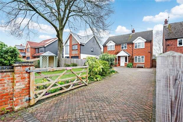 4 Bedrooms Detached House for sale in Oxfordshire