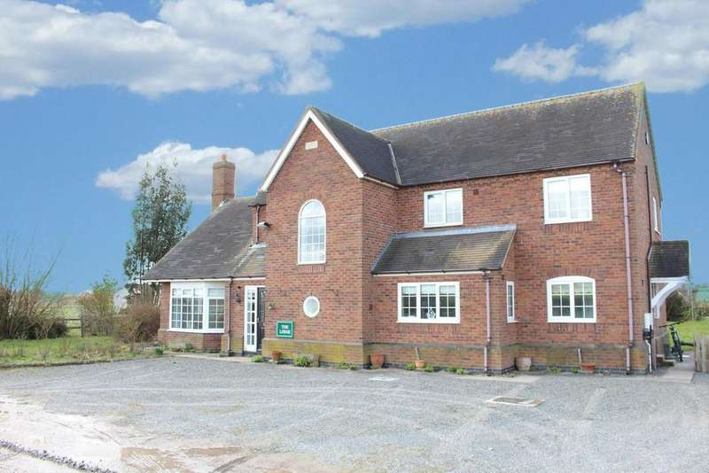 4 Bedrooms Detached House for sale in Willow Farm, Orton Road, Warton